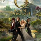Oz : The Great and Powerful Advance  B Original Movie Poster Double Sided 27 X40