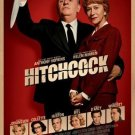 Hitchcock Version A  Original Movie Poster Double Sided 27 X40