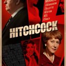 Hitchcock Version B Original Movie Poster Double Sided 27 X40