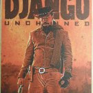 Django Unchained J. Foxx Original Movie Poster  Single Sided 24 x36