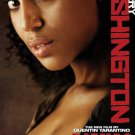 Django Unchained : Kerry Washington Original Movie Poster Double Sided 27x40