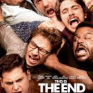 This Is The End  Original Movie Poster Double Sided 27x40