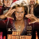 The Incredible Burt Wonderstone Original Movie Poster Double Sided 27 X40