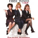 First Wives Club Original Movie Poster  Double Sided 27 X40