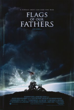 Flags Of Our Fathers Original Movie Poster  Double Sided 27 X40