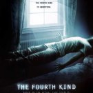 Fourth Kind Original Movie Poster  Double Sided 27 X40