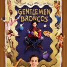 Gentlemen Broncos Original Movie Poster  Double Sided 27 X40