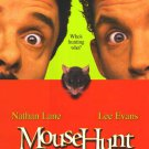 Mouse Hunt Regular Original Movie Poster Double Sided 27x40