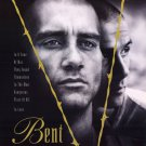 Bent Original Movie Poster Double Sided 27x40