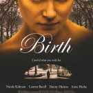 Birth Original Movie Poster Single Sided 27x40