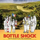 Bottle Shock Original Movie Poster Double Sided 27x40