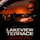 Lakeview Terrace Original Movie Poster Double Sided 27x40