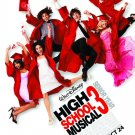 High School Musical 3 Regular Original Movie Poster Double Sided 27x40