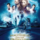 Imaginarium Of Doctor Pernassus Original Movie Poster Double Sided 27x40