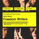 Freedom Writers Version C Original Movie Poster Double Sided 27x40
