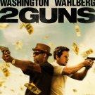 2 Guns Advance Original Movie Poster Single Sided 27x40