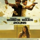 2 Guns Intl Original Movie Poster Single Sided 27x40