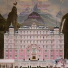 Grand Budapest Advanve Original Movie Poster Double Sided 27x40