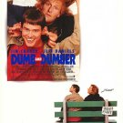 Dumb and Dumber  Original Movie Poster Double Sided 27x40