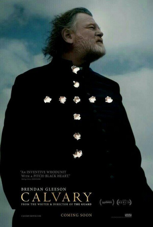 Calvary Advance Original Movie Poster Double Sided 27x40
