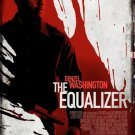 Equalizer Intl Original Movie Poster Double Sided 27x40