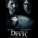 Deliver Us From evil Final Original Movie Poster Double Sided 27x40