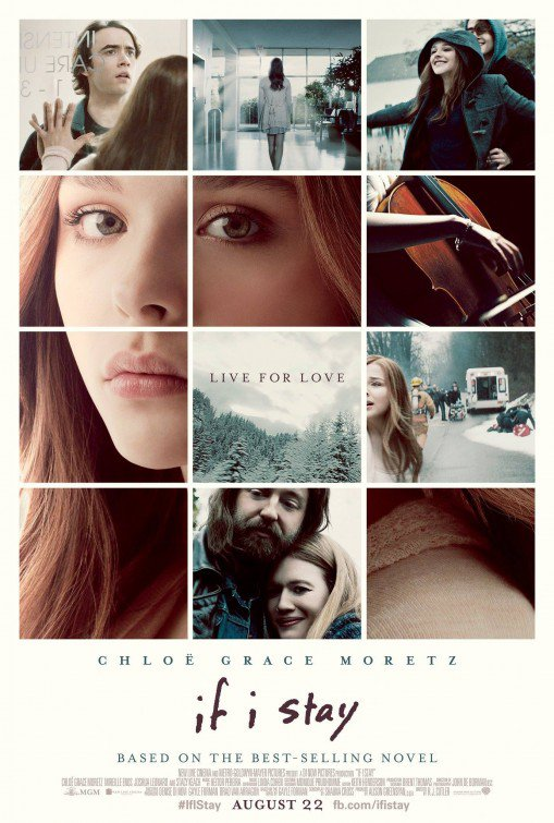 If I Stay Original Movie Poster Double Sided 27x40