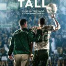 When The Game Stands Tall Original Movie Poster Double Sided 27x40