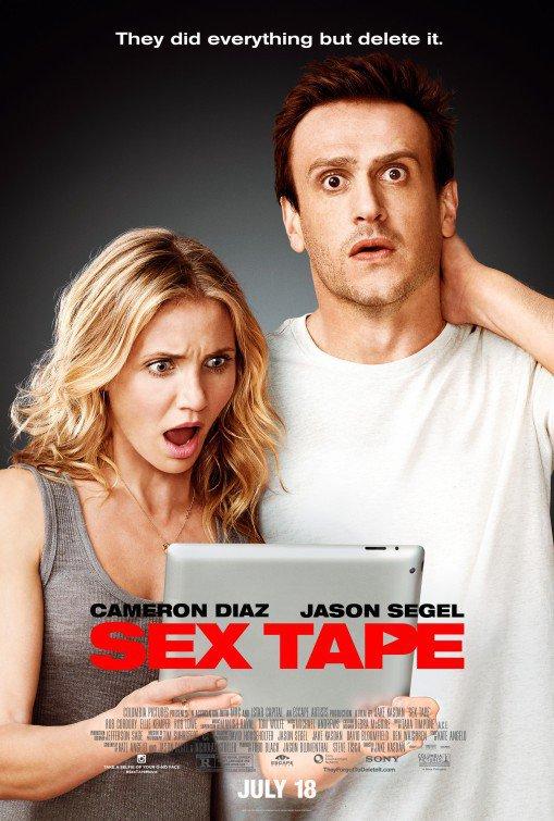 Sex Tape Regular Original Movie Poster Double Sided 27x40