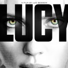 Lucy Advance Original Movie Poster Double Sided 27x40