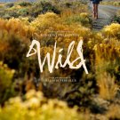 Wild 2014 Original Movie Poster Double Sided 27x40