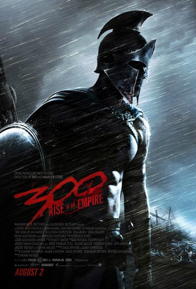 300 Rise Of The Empire Advance Original Movie Poster Single Sided 27x40