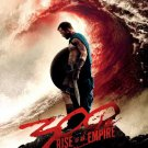 300 Rise Of The Empire Advance B Original Movie Poster Single Sided 27x40