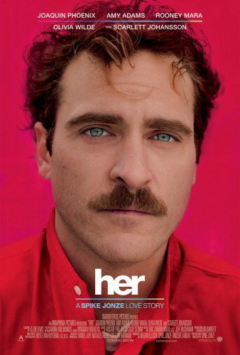 Her Original Movie Poster Double Sided 27x40