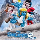 Smurfs 2 International A Original Movie Poster Double Sided 27 X40