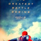 Amazing Spider-Man 2 Imax Original Movie Poster Double Sided 27 X40