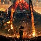 Pompeii Original Movie Poster Double Sided 27x40
