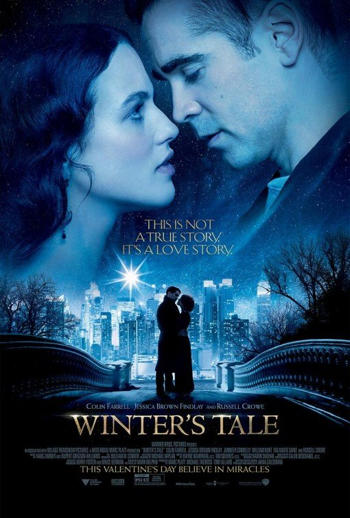 Winters Tale Original Movie Poster Double Sided 27x40