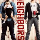 Neighbors Original Movie Poster Double Sided 27 X40