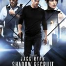 Jack Ryan : Shadow Recruit Original Movie Poster Double Sided 27 X40