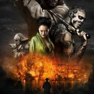 47 Ronin Original Movie Poster Double Sided 27x40