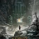 Hobbit : The Desolation of Smaug Advance Original Movie Poster Double Sided 27x40