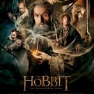 Hobbit : The Desolation of Smaug Final Original Movie Poster Double Sided 27x40