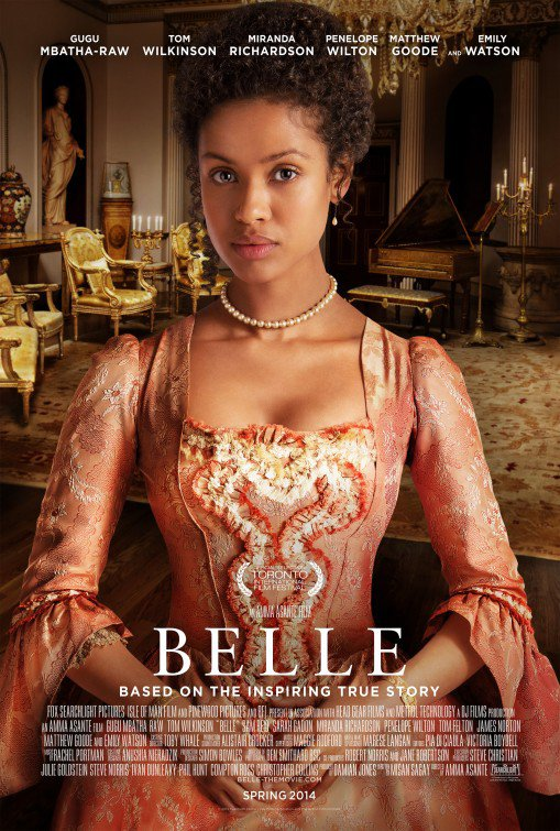 Belle Original Movie Poster Double Sided 27x40
