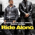 Ride Along Original Movie Poster Double Sided 27x40