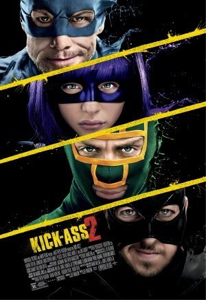 Kick-Ass 2 Regular Original Movie Poster Double Sided 27x40