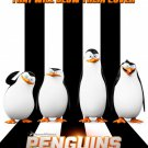 Penguins of Madagascar Advance  Original Movie Poster Double Sided 27x40