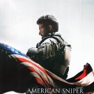 American Sniper  Original Movie Poster Double Sided 27x40