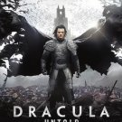 Dracula Untold  Regular Original Movie Poster Double Sided 27x40
