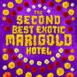 Second Best Exotic Marigild Hotel Original Movie Poster Double Sided 27x40